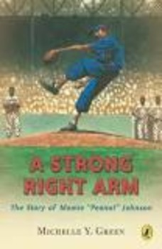 Battle of the Books / Novel Study: A STRONG RIGHT ARM