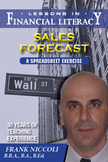 A Sales Forecast Spreadsheet Exercise