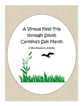 A Salt Marsh Mini-Research Activity