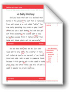 A Salty History (Gr. 3/Week 4)