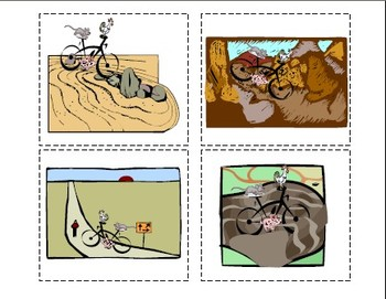 A Sample Sequencing Activity inspired by the book Friends by Helme Heine -