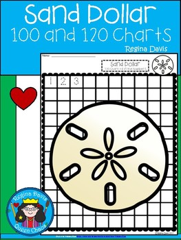 A+ Sand Dollar: Numbers 100 and 120 Chart