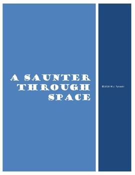 A Saunter Through Space