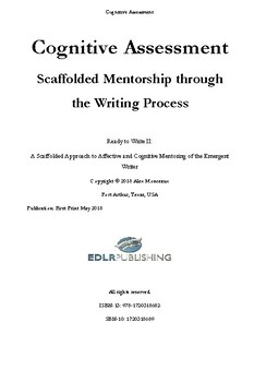 A Scaffolded Approach to Cognitive Mentoring of the Emergent Writer
