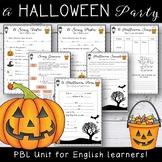 Halloween Unit - A Halloween Party