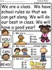 A+ School Rules Comprehension:Differentiated Instruction F