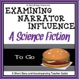 A Science Fiction Short Story-Analyze Narrator Influence on Event Description