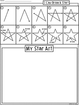 A+ Science: Stars In The Sky..Song/Poem, Observe and Record, Word Wall, Star Art