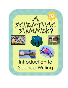 A Scientfic Summer? Introduction writing activity-thinking