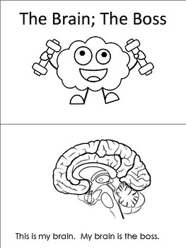 A Scientific Reader - The Brain - The Brain; The Boss
