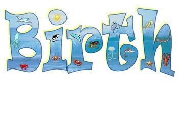 A Sea of Birthdays