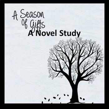A Season of Gifts Novel Study