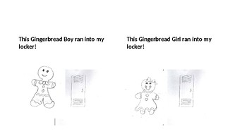 A Season of Stories: Fall to winter: Book 4 Where are the Gingerbread People
