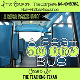 A Seat on the Bus:  A Non-Fiction Rosa Parks Unit