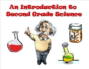 A Second Grade Introduction to Science (Smartboard and Printables)