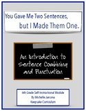 A Self-Instructional Module on Sentence Combining