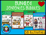 A+ Sight Word Sentence Mega Bundle: Fill In the Blank.Multiple Choice Practice