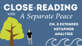 A Separate Peace- Ch. 8 Wave Metaphor Analysis Handout