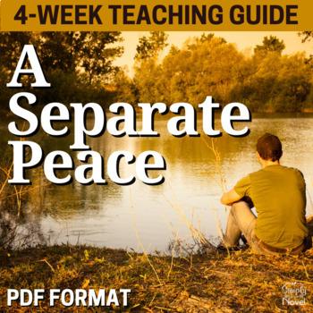 Separate Peace Literature Guide