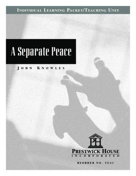 A Separate Peace Teaching Unit