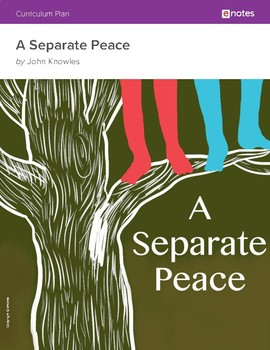 A Separate Peace eNotes Curriculum Plan