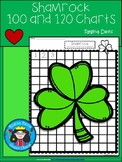 A+ Shamrock: Numbers 100 and 120 Chart
