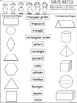 A+ Shape Match: 2-Dimensional and 3-Dimensional Shapes