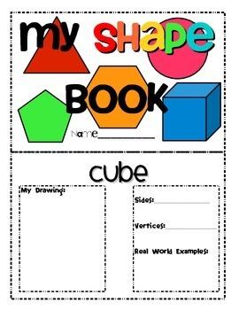Shape Up- A 2D and 3D Shape Unit