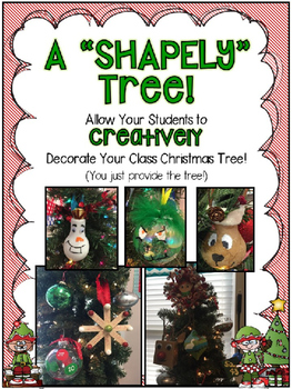 "A ""Shapely"" (Christmas) Tree!"