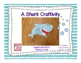 A Shark Craftivity