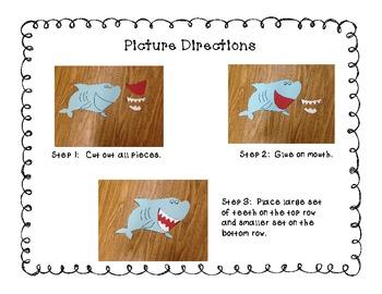 A Shark Craftivity