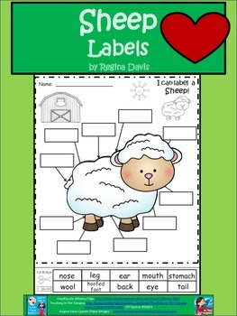 A+ Sheep Labels