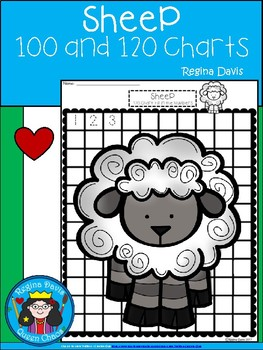 A+ Sheep: Numbers 100 and 120 Chart