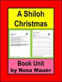A Shiloh Christmas Book Unit
