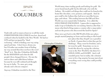 A Short History of Spanish, English, and French Colonies in the New World