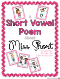 A Short Vowel Poem About Miss Short