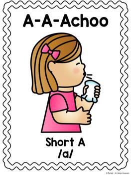 A Short Vowel Poem About Miss Short