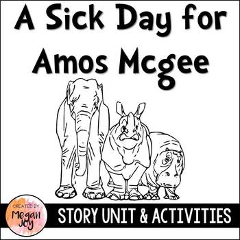 A Sick Day for Amos McGee Activities