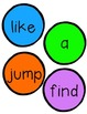 A Sight Word Game