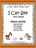 Farm Animals - Sight Word Phrase Story