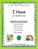 St. Patrick's Day - Sight Word Phrase Story