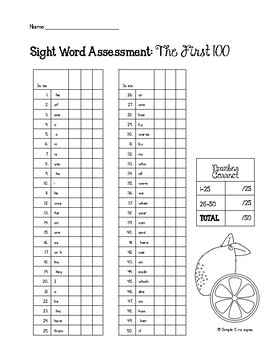 The Reading Racetrack: A Sight Word Strategy