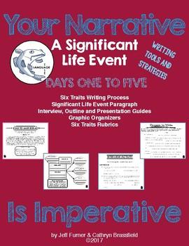 A Significant Life Event: Narrative Writing