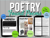 A Simplified Guide to Found Poetry