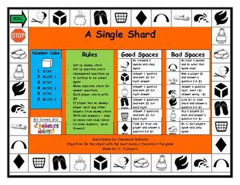 A Single Shard Board Game
