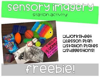 A Sixth Sense: Sensory Imagery Activity
