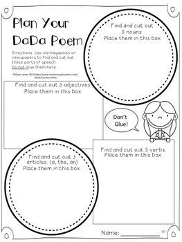 Poetry Unit - Read, Identify Elements & Write Poems