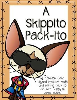 A Skippito Pack-ito-Math and Literacy for Skippyjon Jones Books