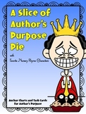 A Slice of Author's Purpose PIE: With Favorite Nursery Rhyme Characters