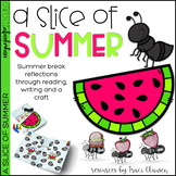 Back to School Activities - A Slice of Summer